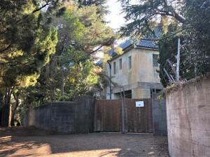 旧西園寺公望邸